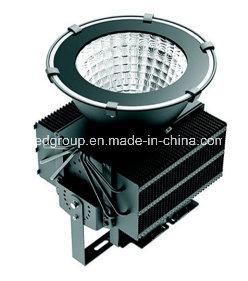 As aletas de refrigeração de 200W de dissipação de calor do estádio de LED LED Projector Luz High Bay IP65 com marcação RoHS Aprovação