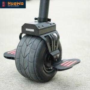 Rad-Roller Bewegungsenergie500w elektrischer des Unicycle-10inch eins mit Griff-Stab