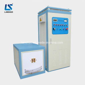 160KW de forja de metal del tratamiento térmico, generador de calentamiento por inducción