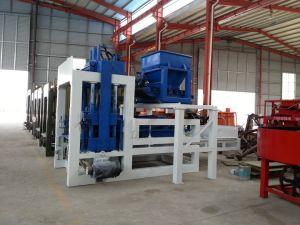 Qt10-15 hueco hidráulica máquina bloquera totalmente automático