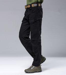 Военную подготовку по борьбе с тактическим мужчин спорта груза IX7 брюки армии