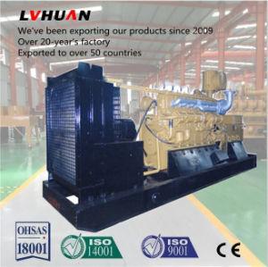 Spreco alla centrale elettrica di elettricità 20kw - generatore del biogas 1000kw