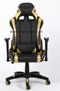 椅子(LL-OF015)を競争させる高い背部パソコンのコンピュータ人間工学的の賭博