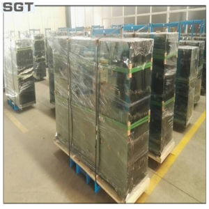 10mm 12mm Toughened Low Iron Glass voor Glass Fencing