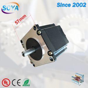 NEMA 23 57mm punto ibrido di coppia di torsione d'altezza 0.9 gradi/motore passo passo/facente un passo con il driver per la macchina di CNC