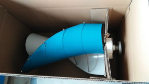 Dagan 300W к ветротурбинам оси 3kw малым Verticla