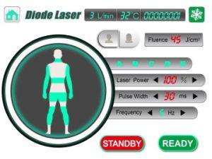 2018 Nova onda triplo 1064 755 808nm Laser de diodo Máquina de remoção de pêlos permanente
