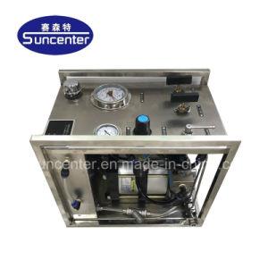 De Pomp van de Test van de Druk van het Water van Suncenter voor Slang/Pijp/Buis/Klep/Maat