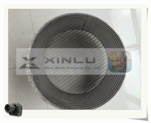Los cilindros de la pantalla de alambre de cuña, tubos y las cestas