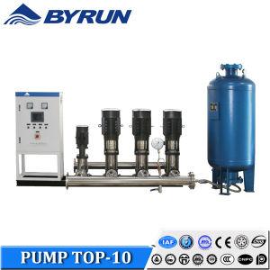 생활 주파수 변환 물 공급 장비, 물 처리 펌프