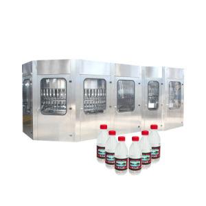 1대의 자동적인 애완 동물 병 식용수 생산 라인 음료 세척에게 채우는 캡핑에게 기계장치 무기물 순수한 물 채우는 병에 넣고 밀봉 기계에 대하여 3