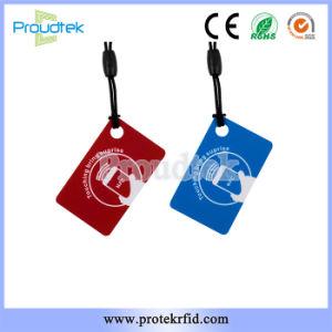 Scheda del telefono della scheda tagliata RFID NFC per la promozione di affari