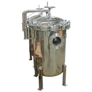 부대 필터 바구니 스트레이너 주거를 가진 순수한 물 기계