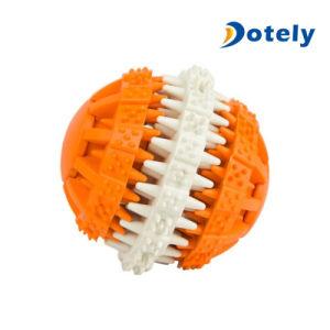 対話型I.Q.の無毒なゴム製歯科御馳走歯のクリーニングのおもちゃ