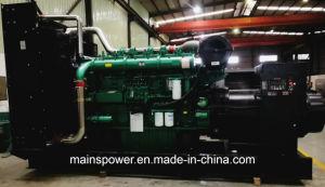 1000kVA Yuchaiのディーゼル発電機のスタンバイ1125kVA電力定格の発電機
