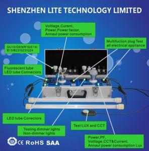 Spitzenverkaufenlux-und der Farben-Temperatur-LED Energien-Messinstrument für Birnen-und Gefäß-Prüfvorrichtung