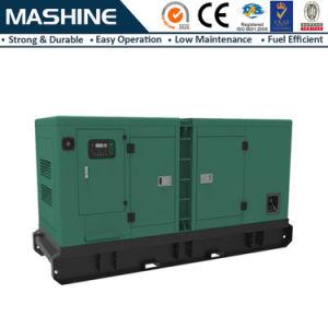 60kVA 415V leiser Dieselgenerator für Verkauf - Perkins angeschalten
