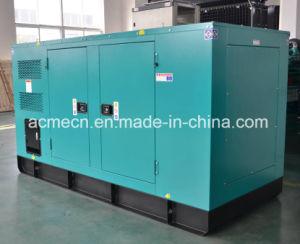 generatore portatile silenzioso del diesel di potere 280kw