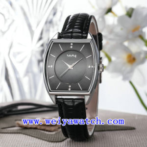 Signora di lusso Fashion Woman Watch (WY-037B) della vigilanza classica
