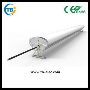 Resistente al agua IP65, mejor calidad de 30W/40W/50W/60W 3150LM Tri-Proof Tubo de luz LED