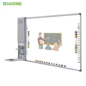 コンピュータの中央制御を用いる壁掛け文書のカメラのスキャンナー