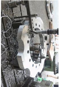 1045의 비스듬한 기어 스테인리스 위조된 나선형 기어