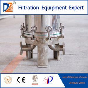 Filtro de alto fluxo vertical (Filtro de Precisão)