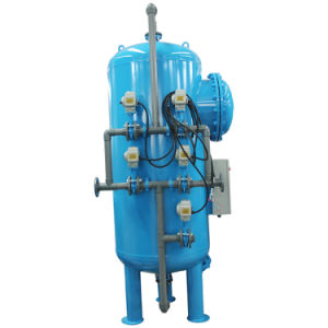 teilweiser Filtration-Multimedia-Filter des Strom-250m3/H