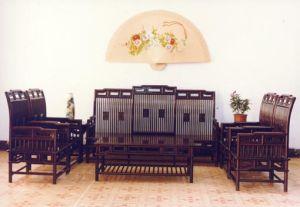 Le luxe de style de la dynastie Ming-Ruyi canapé