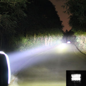 ベストセラーのオフロードトラック35W 5X7inch LEDのジープのヘッドライト