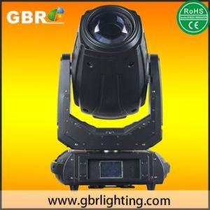 Gbr 280W移動ヘッドライトDMX512 20/24channels Goboの段階党は点ランプを着色する