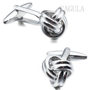VAGULA jóias de prata pernos alfinetes Smoking 6PCS Defina os punhos