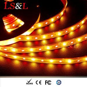 Cc12V/24V IP33 de la luz de cuerda tiras de LED de luz blanca cálida de la iluminación de bricolaje