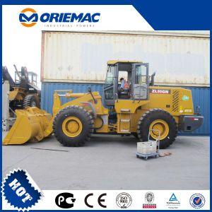 Qualität 5 Tonnen-Rad-Ladevorrichtung mit gutem Motor Zl50gn