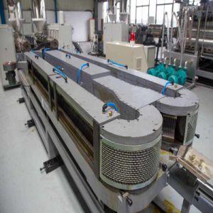 El PVC PE PP Tubo ondulado de la línea de extrusión