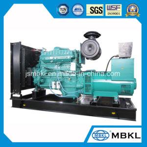 Set des Generator-100kw/125kVA angeschalten durch Cummins-Dieselmotor