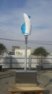 Générateur de turbine axial vertical triphasé de vent outre de réseau/sur le générateur de vent de réseau