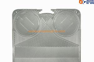 열교환기 부속을%s Gea Vt80 격판덮개