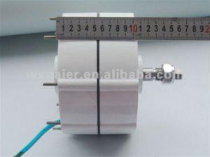 500W Generator In drie stadia van de Alternator van de 12V/24V/48V de Lage T/min AC Pmg Permanente Magneet