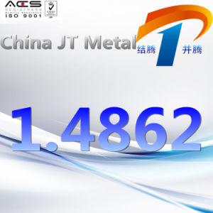 1.4862 de Staaf van de Pijp van de Plaat van het roestvrij staal, de Leverancier van China