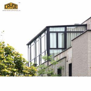 A China Popular Casa Greenroom Alumínio Sunroom Sala Jardim de Inverno
