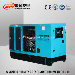 De stille Diesel Genset van de Stroom 54kVA Geluiddichte Yangdong