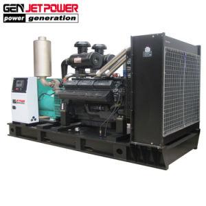 毎日使用された25kVA 20kw 30kVA 24kwのディーゼル発電機セット