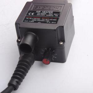 PVC溶接機のHotwindの産業ヒーター