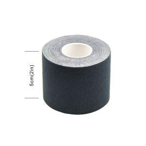 El músculo kinesiología, cinta de algodón 10cm x 5m