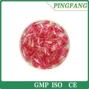 La impresión de vacío de cápsulas de gelatina para China Proveedor