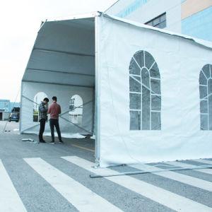 Fiesta de boda personalizado dosel carpa almacén carpa al aire libre