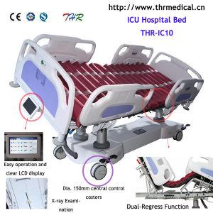 Elektrisches medizinisches 5 Funktions-Bett 2018 des Krankenhaus-ICU (THR-IC-10)