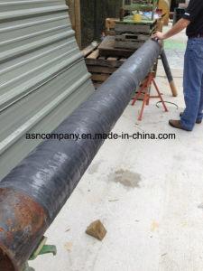 De Band van de glasvezel voor Proect, Reparatie, Moeilijke situatie, verpakt de Pijpen in Fabriek, Chemisch Huis,