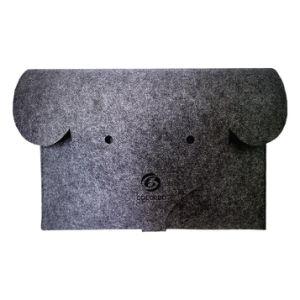 Umweltfreundliches Polyester geglaubte akustische Computer-Handtaschen